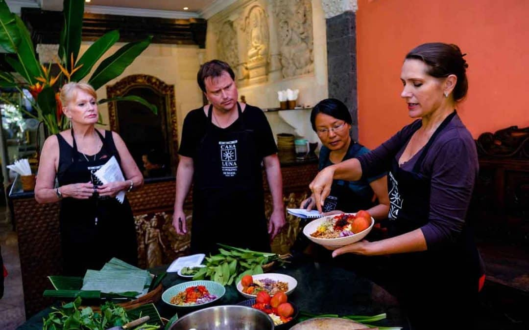 Review: A Fun Cooking Class at Casa Luna Cooking School in Bali