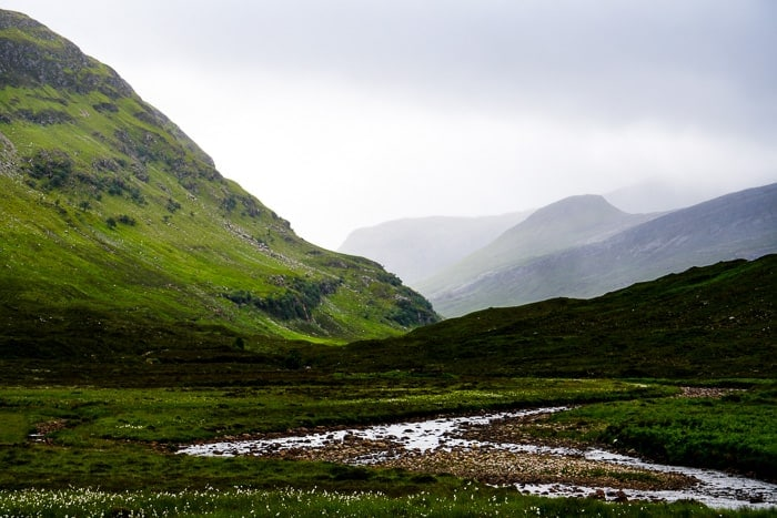 Hiking the Length of Scotland: the Scottish National Trail