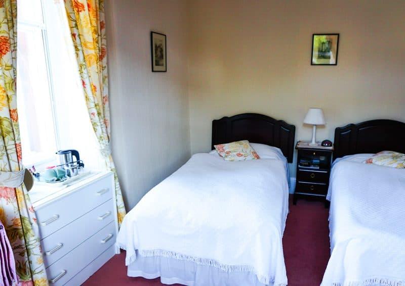 Whitestone House, affordable accommodation in Peebles