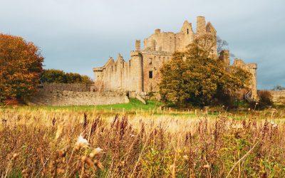Exploring the History of Craigmillar Castle in Edinburgh