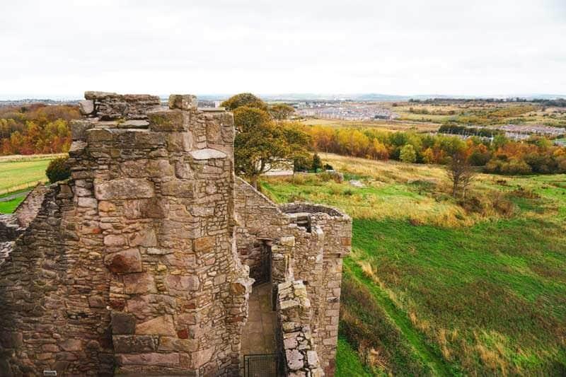 Craigmillar castle history