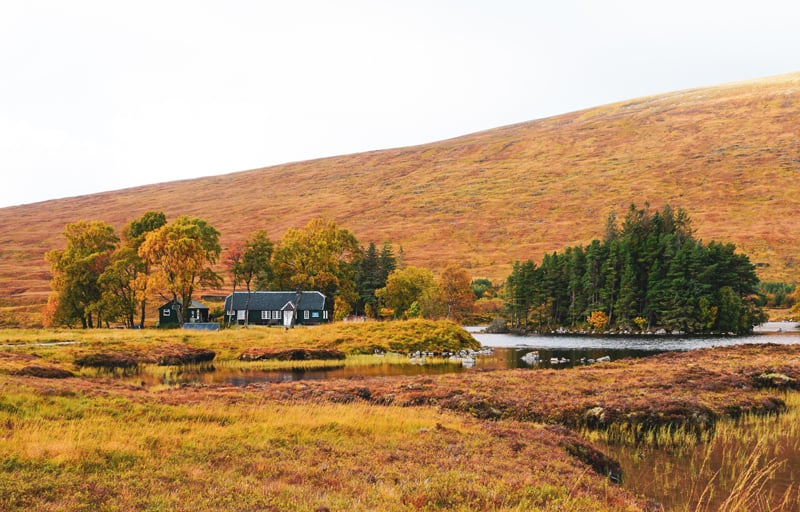 Into The Wild: A Girls Hiking Weekend at Loch Ossian Hostel