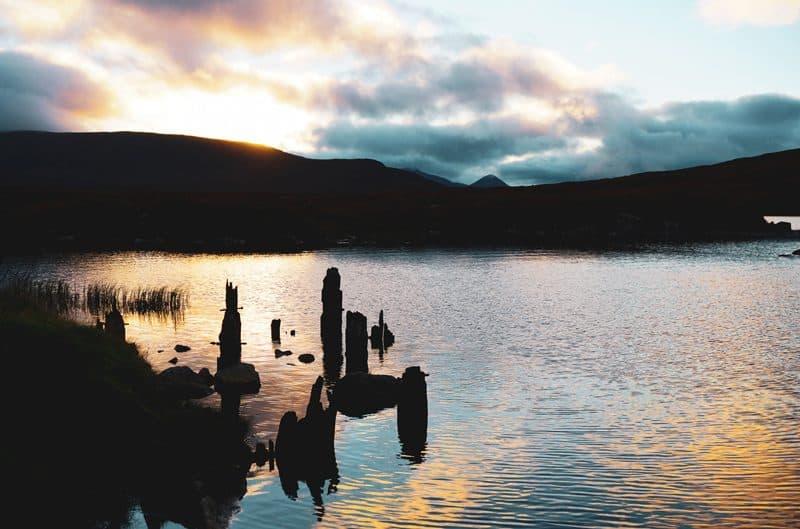 Loch Ossian Hostel Rannoch Moor