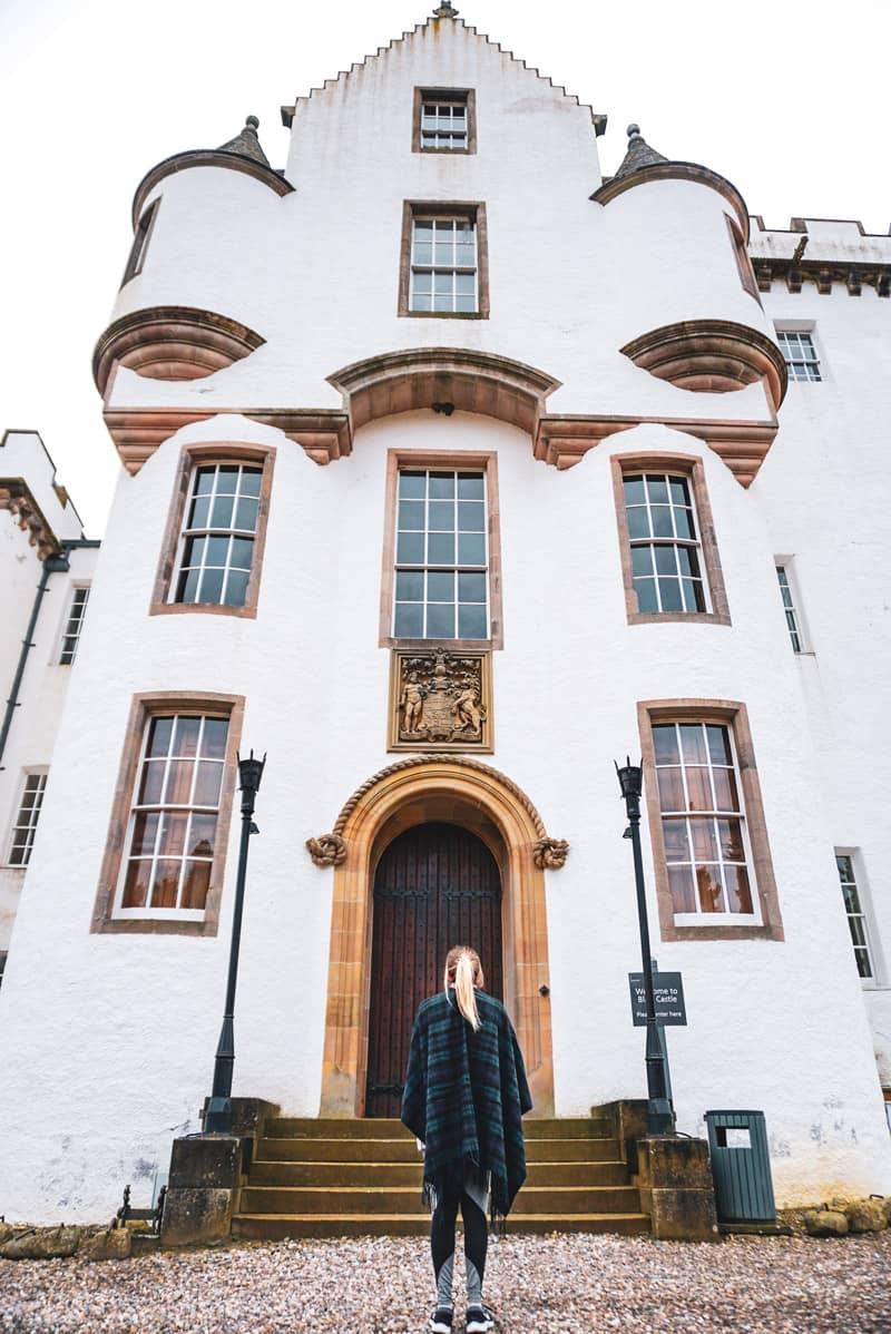10 days in scotland blair castle in blair atholl